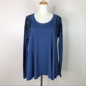 Free People l We The Free Thermal Long Sleeve Top